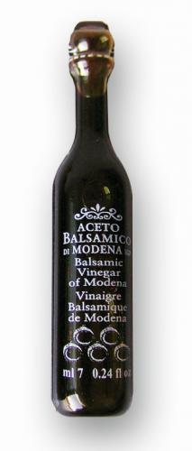 """R2806: ACETO BALSAMICO DI MODENA I.G.P. Monodose 7ml """"Serie 10"""" - 2"""